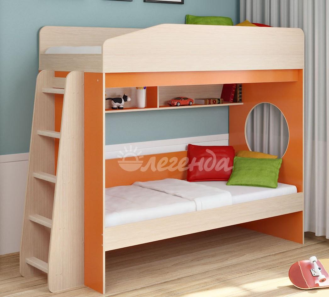 Двухъярусные кровати для детей фото