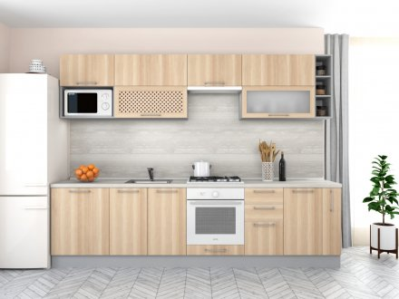 Кухня Престиж модульная